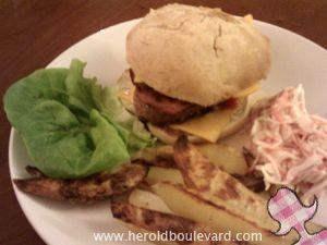 cheeseburger-maison